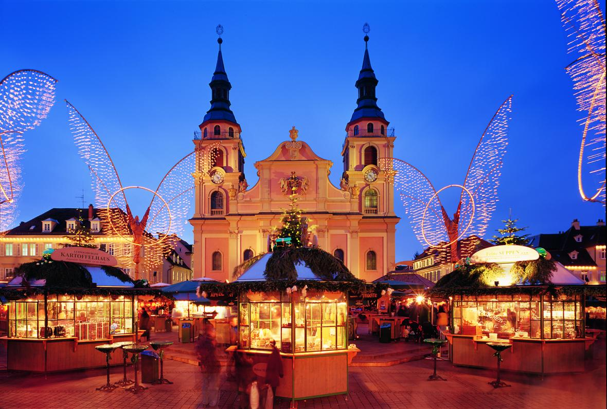 Ludwigsburger Barock-Weihnachsmarkt - 2019-Dec-04 | A